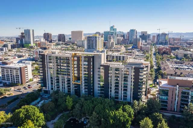 200 W Portland Street #1128, Phoenix, AZ 85003 (#6160150) :: Long Realty Company