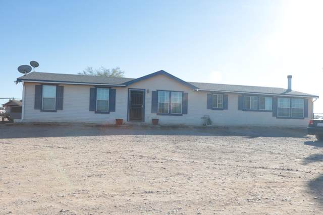 13706 S 209TH Avenue, Buckeye, AZ 85326 (MLS #6160154) :: Kepple Real Estate Group
