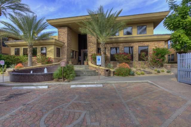 6900 E Princess Drive #1211, Phoenix, AZ 85054 (MLS #6160180) :: Brett Tanner Home Selling Team