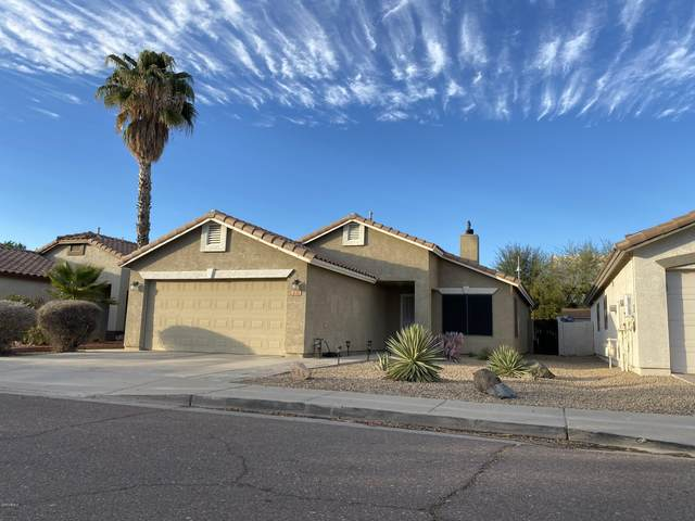 838 E Ross Avenue, Phoenix, AZ 85024 (MLS #6160182) :: Long Realty West Valley