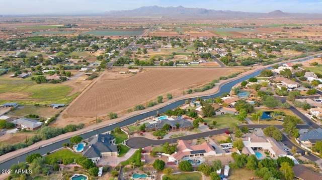 000 Sec Stapley Drive, Mesa, AZ 85203 (MLS #6160187) :: CANAM Realty Group