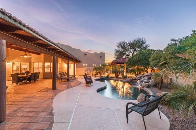 8261 E Canyon Estates Circle, Gold Canyon, AZ 85118 (MLS #6160195) :: Brett Tanner Home Selling Team
