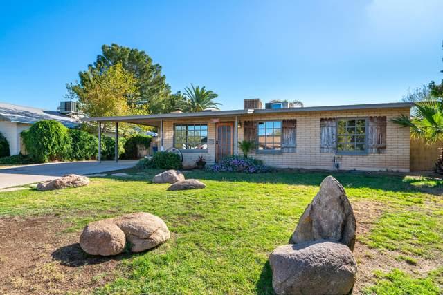 1635 E Broadmor Drive, Tempe, AZ 85282 (MLS #6160197) :: The Daniel Montez Real Estate Group