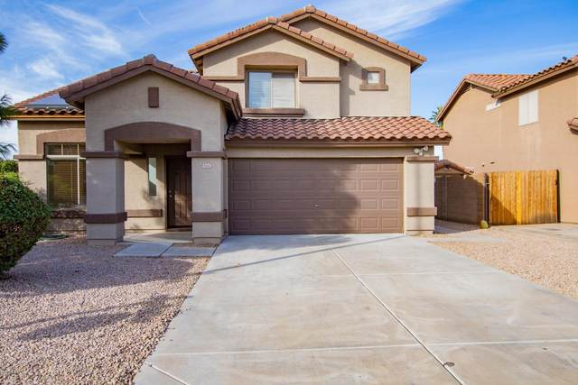 9318 N 85th Lane, Peoria, AZ 85345 (MLS #6160200) :: Power Realty Group Model Home Center