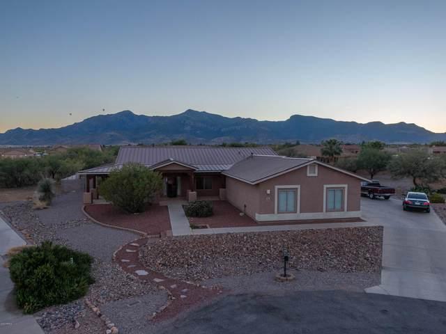 5360 E Lantana Drive, Sierra Vista, AZ 85650 (#6160208) :: The Josh Berkley Team