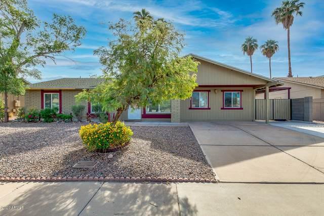 739 W Portobello Avenue, Mesa, AZ 85210 (MLS #6160212) :: Brett Tanner Home Selling Team