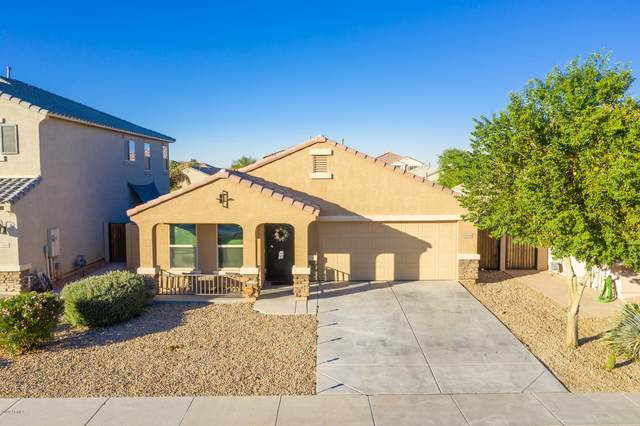 40048 W Hopper Drive, Maricopa, AZ 85138 (MLS #6160222) :: Lifestyle Partners Team