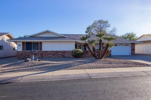 12819 W Flagstone Drive, Sun City West, AZ 85375 (MLS #6160228) :: Brett Tanner Home Selling Team