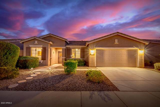 42549 W Constellation Drive, Maricopa, AZ 85138 (MLS #6160235) :: Arizona Home Group