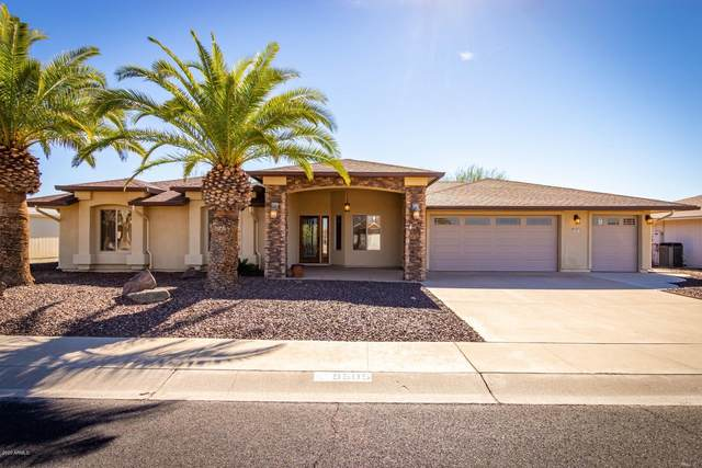 9505 W Hidden Valley Circle N, Sun City, AZ 85351 (MLS #6160267) :: Brett Tanner Home Selling Team