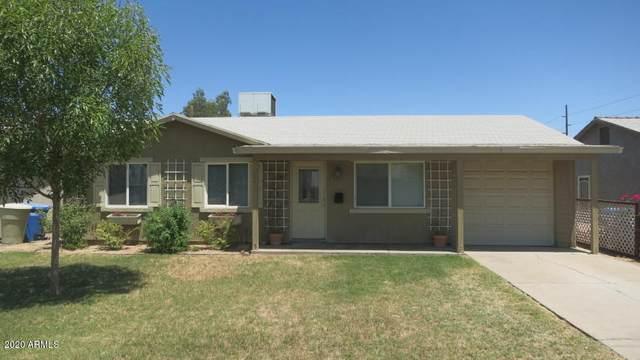 2605 N 14TH Street, Phoenix, AZ 85006 (MLS #6160282) :: Brett Tanner Home Selling Team