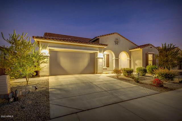 14549 S 178TH Drive, Goodyear, AZ 85338 (MLS #6160291) :: BVO Luxury Group