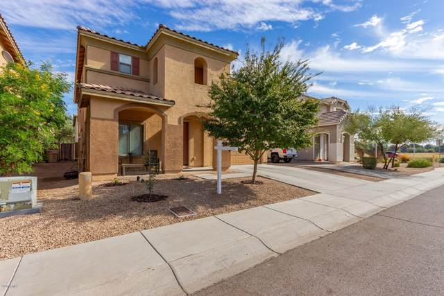 8509 N 64TH Lane, Glendale, AZ 85302 (MLS #6160331) :: Midland Real Estate Alliance