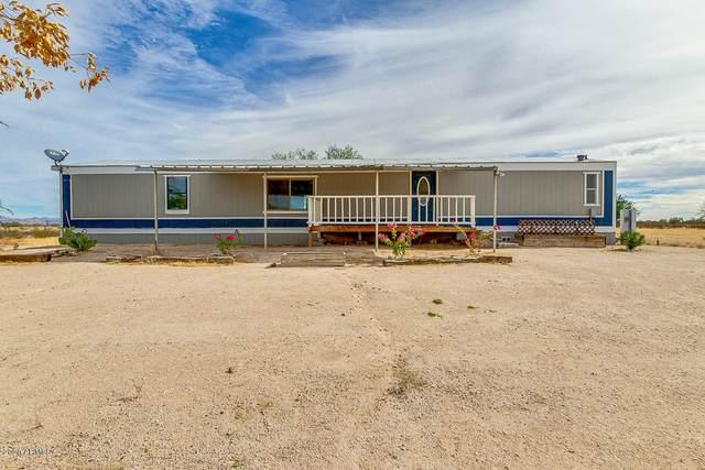 13351 N Hettick Lane, Florence, AZ 85132 (MLS #6160340) :: Brett Tanner Home Selling Team