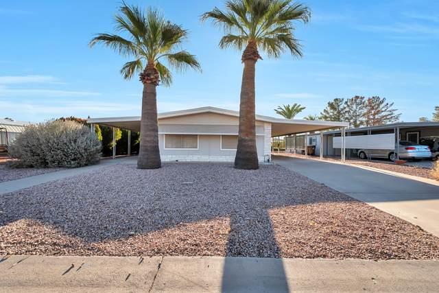 9015 E Citrus Lane N, Sun Lakes, AZ 85248 (MLS #6160359) :: Brett Tanner Home Selling Team