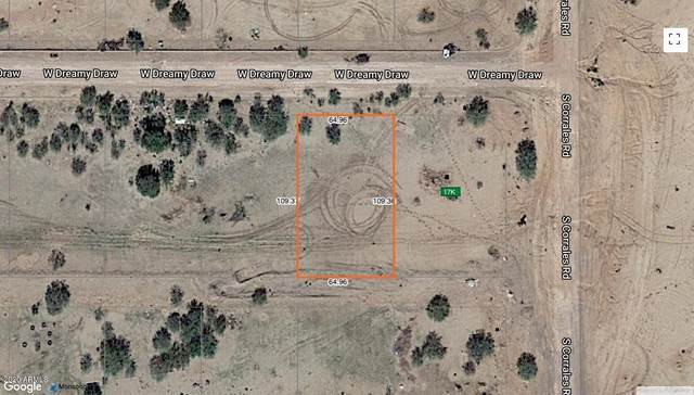 0 W Dreamy Draw Road, Casa Grande, AZ 85193 (MLS #6160364) :: The Helping Hands Team