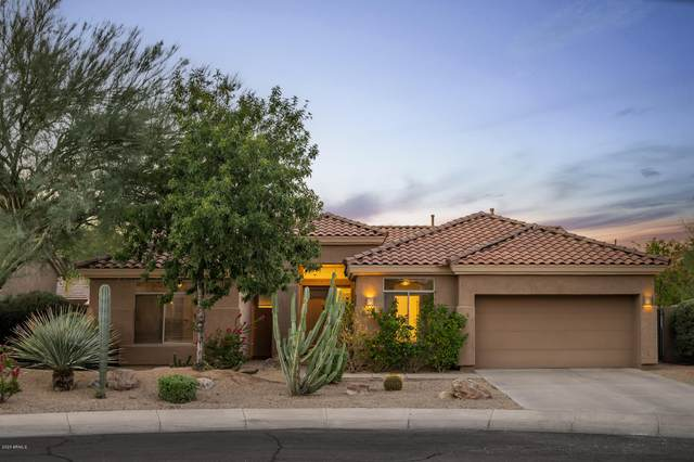 7213 E Wingspan Way, Scottsdale, AZ 85255 (MLS #6160365) :: My Home Group