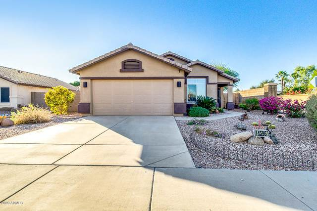 14596 N 154TH Avenue, Surprise, AZ 85379 (MLS #6160387) :: Homehelper Consultants