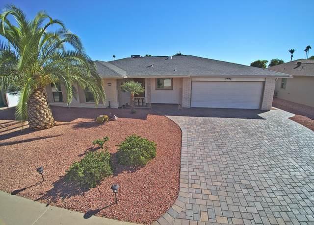 11013 W White Mountain Road, Sun City, AZ 85351 (MLS #6160429) :: Long Realty West Valley