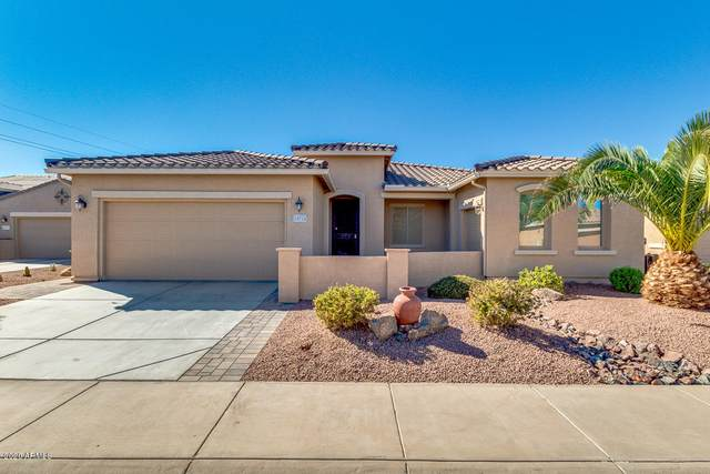 19714 N Flamingo Road, Maricopa, AZ 85138 (MLS #6160441) :: TIBBS Realty