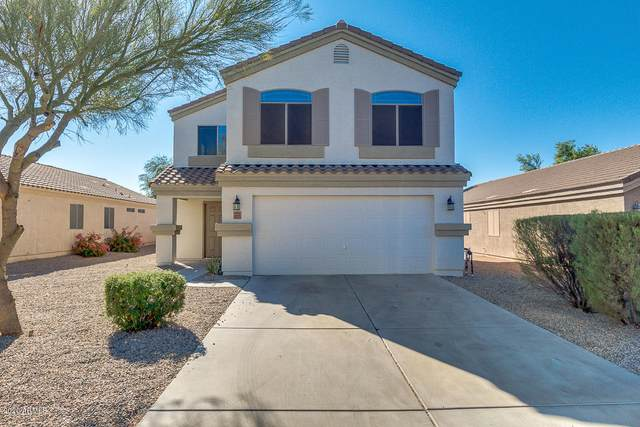 42813 W Estrada Street, Maricopa, AZ 85138 (MLS #6160449) :: Power Realty Group Model Home Center