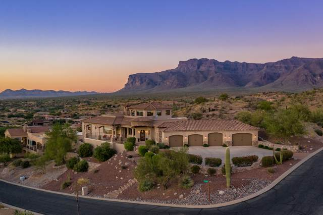 4255 S Camino De Vida, Gold Canyon, AZ 85118 (MLS #6160452) :: Klaus Team Real Estate Solutions