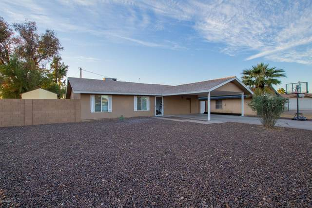 6502 N 24TH Avenue, Phoenix, AZ 85015 (MLS #6160490) :: Long Realty West Valley