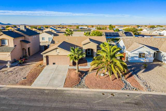 8630 W Concordia Drive, Arizona City, AZ 85123 (MLS #6160499) :: Brett Tanner Home Selling Team