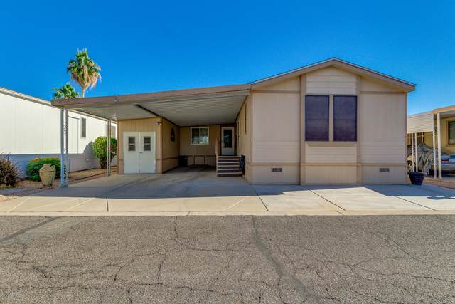 17200 W Bell Road #1582, Surprise, AZ 85374 (MLS #6160506) :: Walters Realty Group