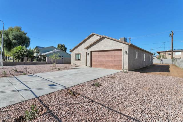 2548 W Coolidge Street, Phoenix, AZ 85017 (MLS #6160507) :: NextView Home Professionals, Brokered by eXp Realty