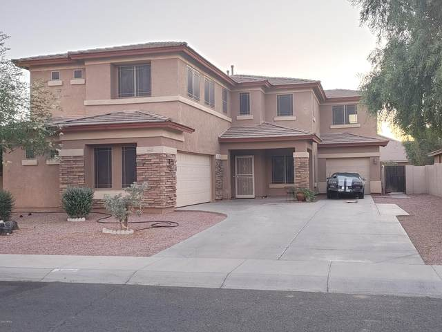 16348 N 151ST Court, Surprise, AZ 85374 (MLS #6160529) :: The Daniel Montez Real Estate Group