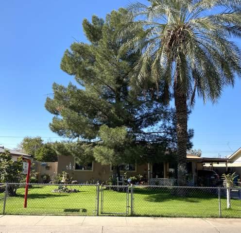 2208 N 29TH Place, Phoenix, AZ 85008 (#6160542) :: Long Realty Company
