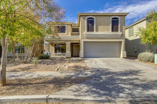 8514 S 49TH Drive, Laveen, AZ 85339 (MLS #6160544) :: Arizona Home Group