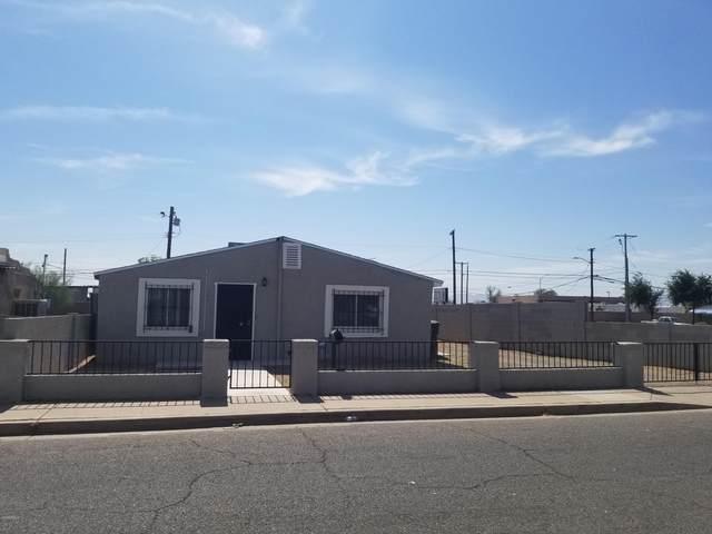 1543 W Maricopa Street, Phoenix, AZ 85007 (MLS #6160561) :: NextView Home Professionals, Brokered by eXp Realty