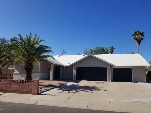 726 N 92ND Place, Mesa, AZ 85207 (MLS #6160563) :: Brett Tanner Home Selling Team
