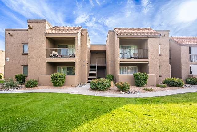 8256 E Arabian Trail #128, Scottsdale, AZ 85258 (MLS #6160602) :: Budwig Team | Realty ONE Group