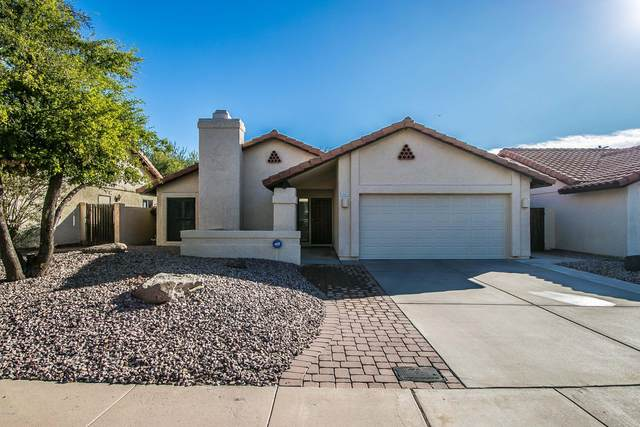 1421 N La Rosa Drive, Tempe, AZ 85281 (MLS #6160610) :: NextView Home Professionals, Brokered by eXp Realty