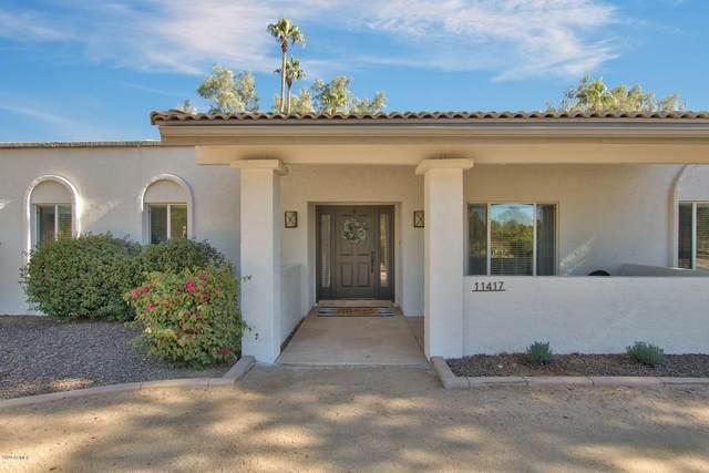 11417 N Miller Road, Scottsdale, AZ 85260 (MLS #6160621) :: REMAX Professionals