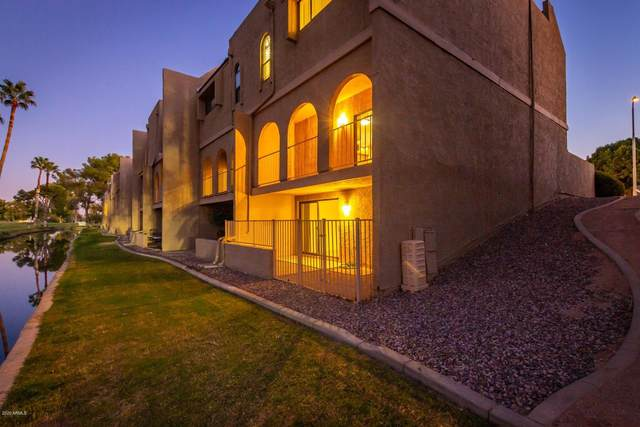 2524 S El Paradiso Drive #48, Mesa, AZ 85202 (MLS #6160623) :: Brett Tanner Home Selling Team