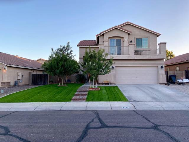 3395 W South Butte Road, Queen Creek, AZ 85142 (MLS #6160653) :: D & R Realty LLC