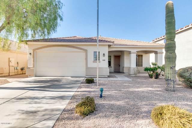 17752 N Costa Brava Avenue, Maricopa, AZ 85139 (MLS #6160667) :: Keller Williams Realty Phoenix