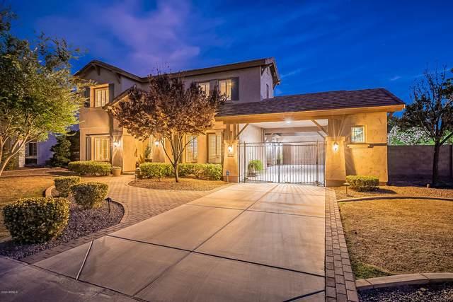 7185 W Avenida Del Sol, Peoria, AZ 85383 (MLS #6160678) :: John Hogen | Realty ONE Group