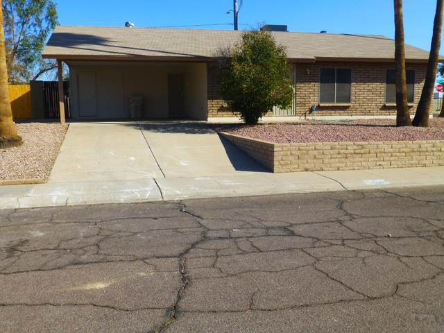15605 N 59TH Drive, Glendale, AZ 85306 (MLS #6160687) :: The Everest Team at eXp Realty
