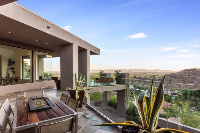7001 N Longlook Road, Paradise Valley, AZ 85253 (MLS #6160695) :: Kepple Real Estate Group