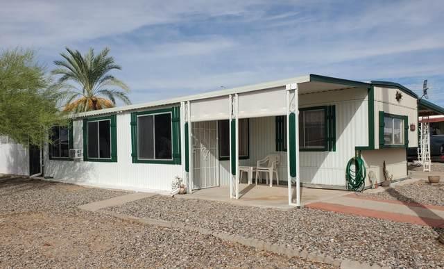 3614 N Kansas Avenue, Florence, AZ 85132 (MLS #6160697) :: Walters Realty Group
