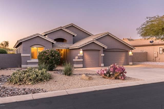 7012 E Hacienda La Colorada Drive, Gold Canyon, AZ 85118 (MLS #6160734) :: The Riddle Group