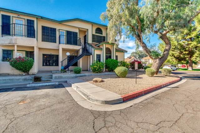 8888 N 47TH Avenue #131, Glendale, AZ 85302 (MLS #6160745) :: Brett Tanner Home Selling Team