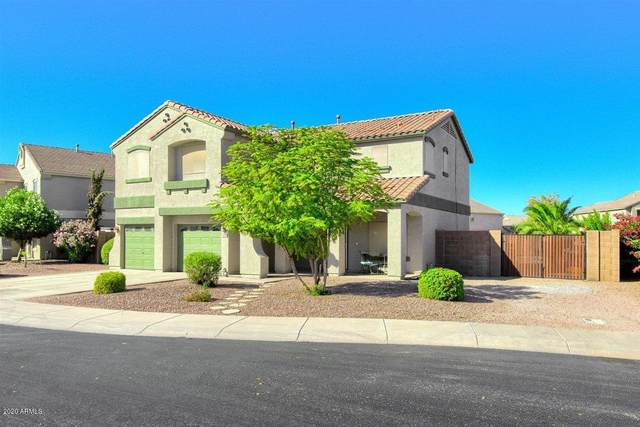 4272 E Colonial Drive, Chandler, AZ 85249 (MLS #6160802) :: BVO Luxury Group