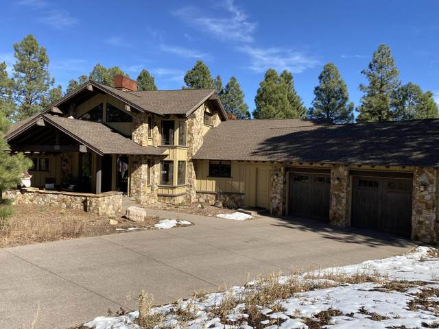 2028 E Del Rae Drive, Flagstaff, AZ 86005 (MLS #6160804) :: The Daniel Montez Real Estate Group