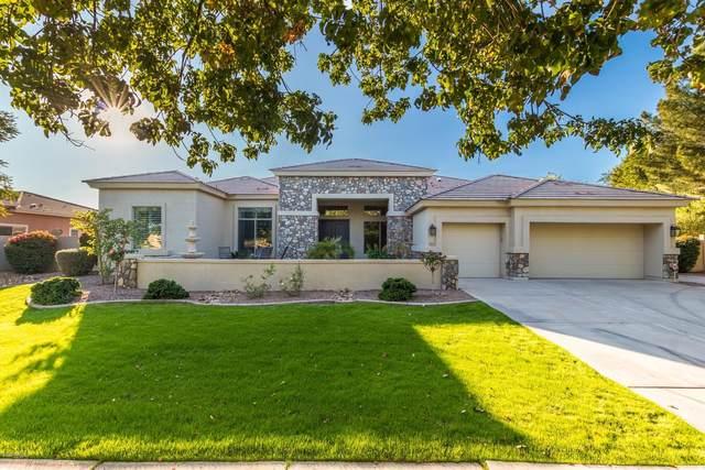 56 S Prairie Road, Gilbert, AZ 85296 (MLS #6160834) :: The Laughton Team